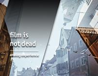 film is not dead