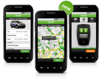 Zipcar® Android app