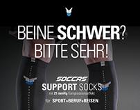 Soccas Facebook Ad
