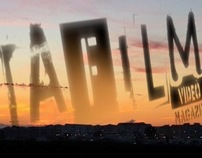 """5 SPOTS  for """"La Film Video Magazine"""""""