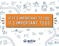 Activ – If it's important to you
