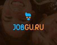 Homepage JobGu.ru