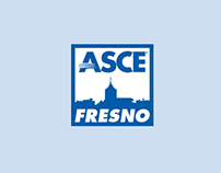 ASCE Fresno Branch - Logo Design