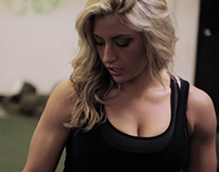 "Alyssa Loughran ""Train Hard"" Fitness Promo Video"