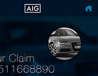 AIG Responsive Website