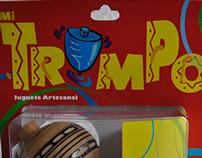 MI TROMPO (juguete artesanal mexicano)