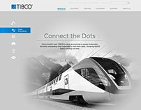 TIBCO corporate website refresh