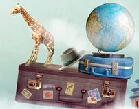 Travel Blog Identity