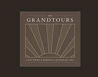 Album Design - The Grandtours in Seattle, Washington