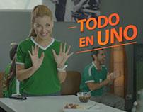 "Cablevisión Monterrey TV Spot ""Mundial 2014"""