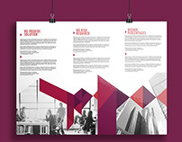 Empire Corporate Group Brochure Design
