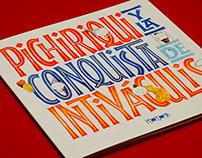 Pichiriqui y la Conquista de Intiyáculis - The Book