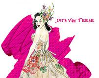 I love Dita !