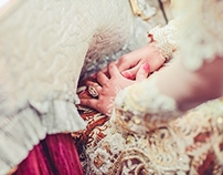 Buncis and Bandi Wedding