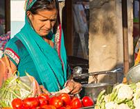 Fruit Vendor!