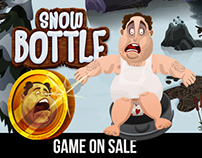 """Snow Bottle"" Game Design"