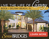 Web banner ads - Florida Luxury Real Estate