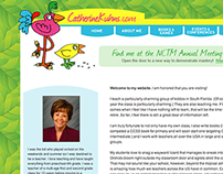 Catherine Kuhns - Website Design