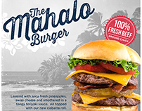 Boardwalk Mahalo Burger