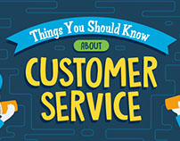 Customer Service [ Infographic ]