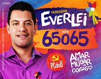 Everlei | Campanha Política