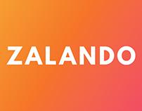 Zalando rebranding concept