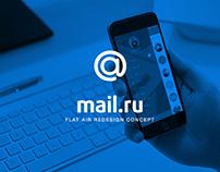 Redesign Mail.ru App