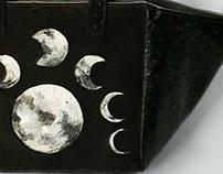 Take Me to The Moon Handbag