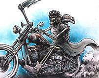 Oldest Biker!