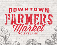 Downtown Cle Farmers Market