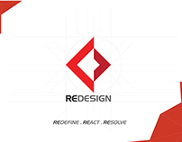 REDESIGN Company Branding