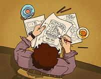 McBey illustration