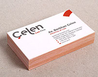 Çelen Law Firm // Branding Identity
