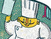 Pop Up Restaurants editorial