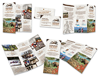 BROCHURES, ADVERTISING AND OTHERS