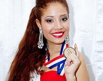 Linette Marzo - Concurso Miss Cuban American 2012