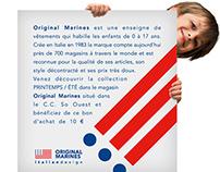Newsletter for Paris store