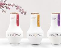 Kikkoman Rebranding