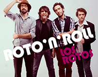 Los Rotos, Roto'n'Roll Rock Band