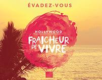 CONCEPT STORE // HOLLYWOOD FRAÎCHEUR DE VIVRE