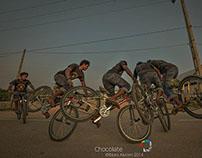 Urban Cyclist - A Photo Essay