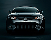 MG6 - CGI, Retouching & Animation
