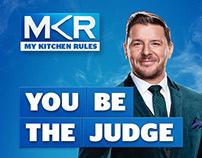 MKR Australia Voting App