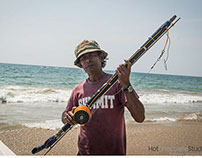 Fishing Divers - A Portrait Collection