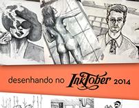 InkTober 2014 Drawings