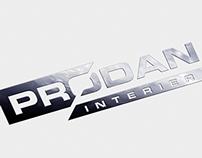 Brand Identity for PRODAN INTERIER