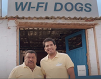 T-Mobile José's Wi-Fi Dogs