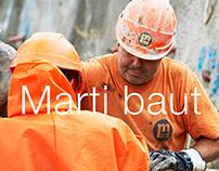 Webdesign Marti Holding AG
