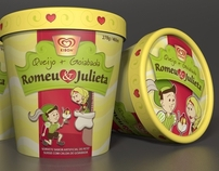 Romeu & Julieta Packaging