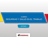 e-learning SST SODIMAC